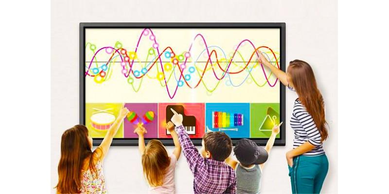 Cách chọn Màn hình tương tác thông minh cho lớp học