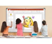 """Bảng tương tác thông minh IQ Board RPT 92"""" (10 touch)"""