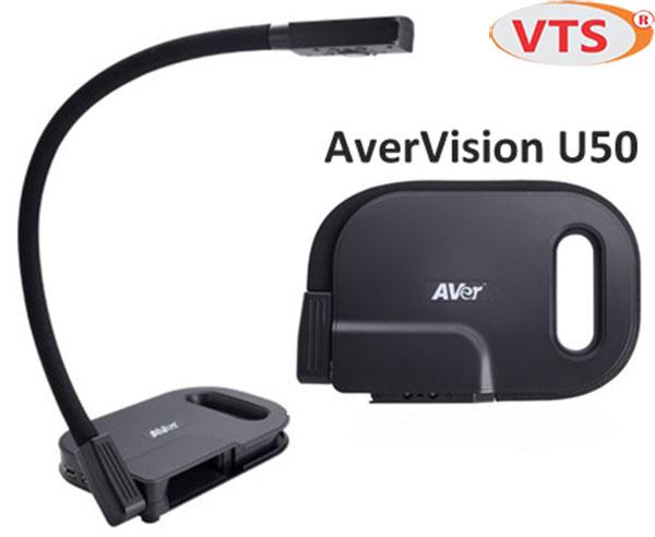 Máy chiếu vật thể AVERVISION U50